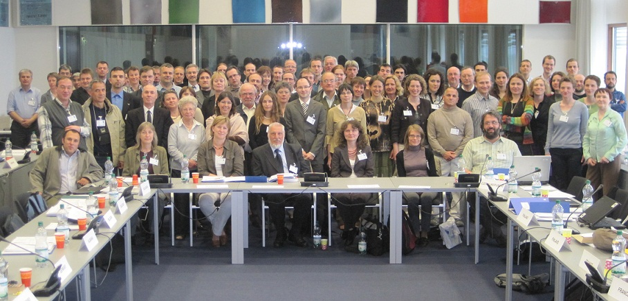 Participants of the 15th Meeting of the Advisory Committee in Bonn, Germany, 3-6th May 2010