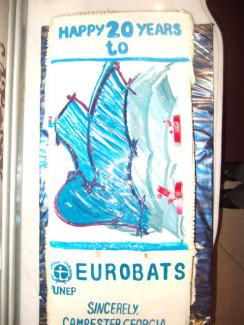 Happy 20 Year Anniversary of EUROBATS from Campester